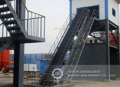 Supply Curve Incline Belt Conveyor