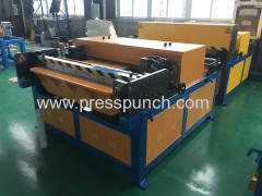 air ducts auto production line