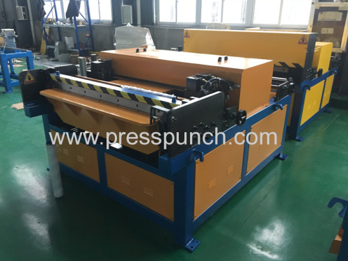hvac machine flexible air ducts auto production line