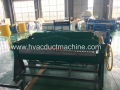pneumatic sheet folding machine