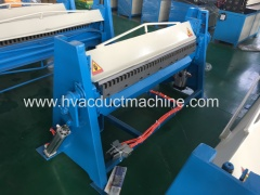 China 1.5*2000 series hydraulic carbon steel folding machine price