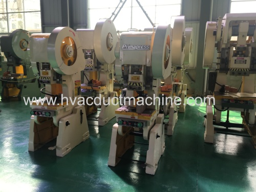 J23 Series mechanical sheet metal punching machine
