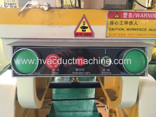 J23 series mechanical power press punching machine