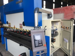 China economic pipe angle bending machine and press break machine price