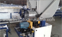 spiral ducts/ducting/spiral welded stainless steel pipe machine from China