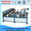 Duct Manufacturing TDF Flange Forming Machine 1.5MM Thickness