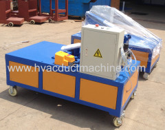 duct corner inserter machine