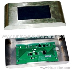 Elevator parts indicator PCB LMBS700-V1.0.1 for XIZI OTIS elevator