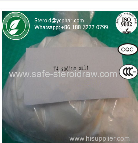 Cutting Cycle Hormone Levothyroxine T4 Steroid