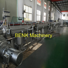 20-110mm hdpe high speed pipe extrusion line MAX speed 25m/min