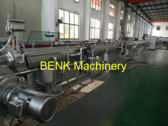 16-110mm high speed PE pipe extrusion line with MAX out put 350KG