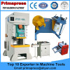 hole stamping design production line metal sheet hole stamp press