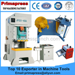 Electrical Junction Box Punch Press Machine for Automatic Punching Press Line
