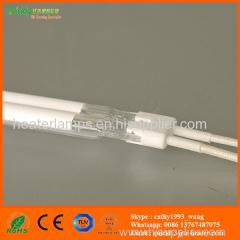 quartz heating tube heater lamps