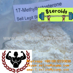 Testosteron steroïde hormoon Raw Powder Methyltestosterone