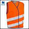 wholesale OEM service Unisex Sports Vis vest Yellow Child Reflective Safety Vests