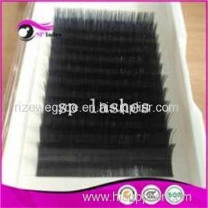 Hot Sale Silk Faux Mink Synthetic Silk Lash Silk Eye Lashes Fake Lashes Extensions