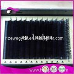 Permanent Individual Eyelash Extension Mink Silk 3D 6D 9D Volume Dramatic Lash Extensions
