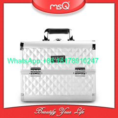 SQ Professional makeup case Aluminum