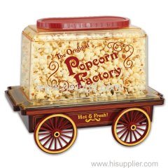 old fashioned car hot air popcorn maker