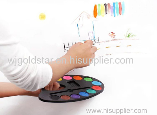 Goldstar Watercolor Cake paint Set