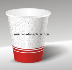 Fashional LOGO Printed Custom Disposable Paper Cups