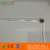 twin tubes infrared emitter for industrial oven