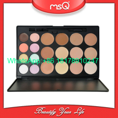 MSQ Brand 20 Colors Concealer Palettle Foundation Cosmetic Beauty Tool Face Care Make up Concealer
