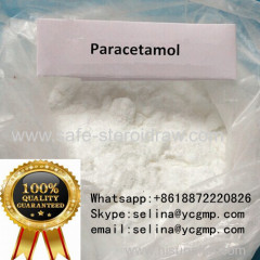Fever Reducer Pharmaceutical Raw Material Paracetamol