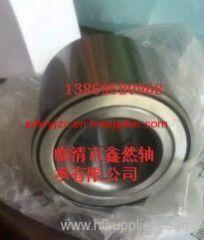 Car wheel hub bearing