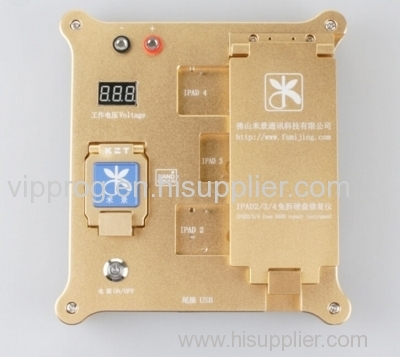 iPad 2 3 4 icloud unlock tool 32bit iphone 4S 5 5S 5C NAND Test