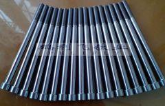 Titanium GR5 6AL4V tapper socket head screws DIN912 half threaded