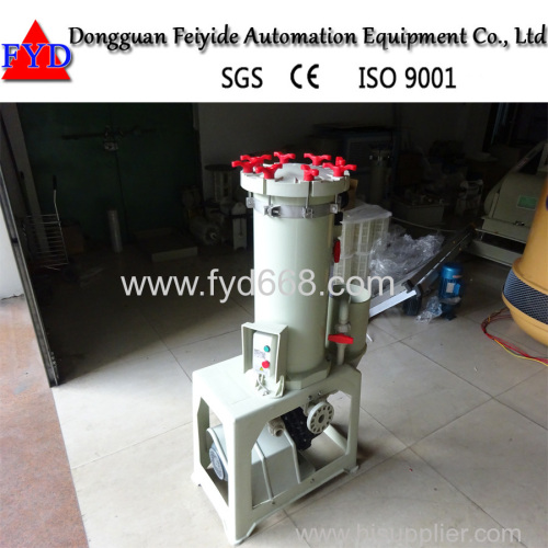 Feiyide Customized Plating Filter Machine for Chrome Nickel Copper Zinc Plating
