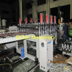 4 pés * 8 pés pvc linha de produção de placa de espuma