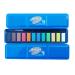 12 colors Watercolor Paint Palette