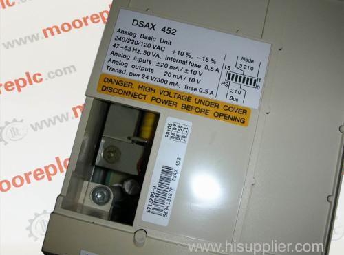 DCS 1700RZ10005C ABB MODULE