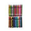 Diameter 0.78cm Non toxic Crayons for Children