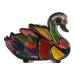 Goose shape Semi Dry Watercolor Sets