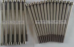 Made in chinese Manufactuer titanium Grade 5 or gr. 2 bolts DIN912 standard half rolled thread