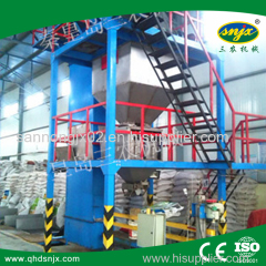 Qinhuangdao Bulk Blend Fertilizer Production Line