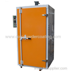 Powder Coating Cring Oven