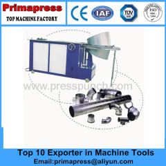 Spiral Tube Elbow Duct Making Machine