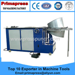duct seam locking machine