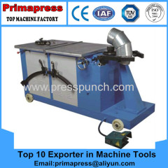 best quality andlowest price duct elbow making machine with economic price for sale