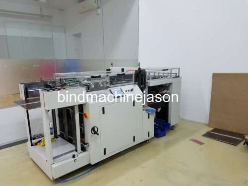 Calendar high speed hole punch machine for paper and cardboard