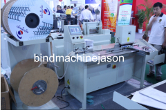 Notebook wire close machine (1/4 - 1 1/4 wire ) no need change mould