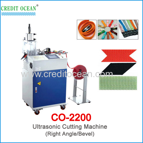 CREDIT OCEAN fabric ultrasonic cutting machine