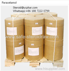For Relieving Pain Pharma Raw 4-Acetamidophenol Paracetamol