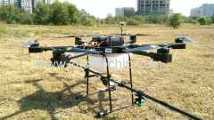 10 KG liter litre load hexacopter spraying drone for agriculture