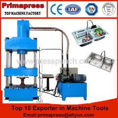 Y32 series four column hydraulic press machine